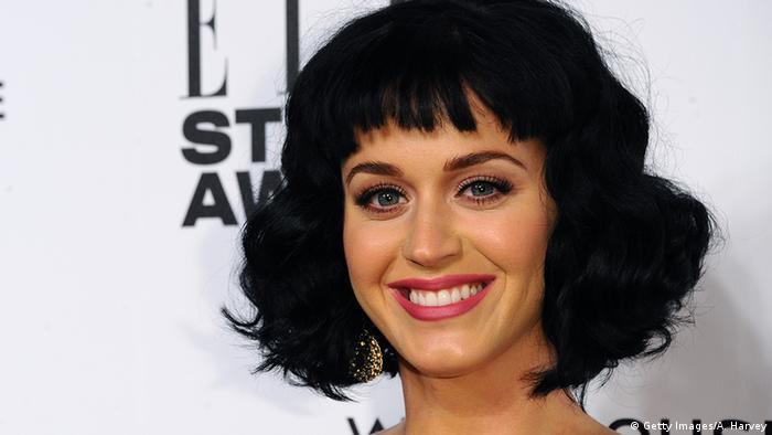 USA Sängerin Katy Perry (Getty Images/A. Harvey)