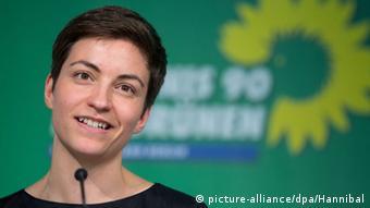 Ska Keller Bündnis 90/Die Grünen (picture-alliance/dpa/Hannibal)