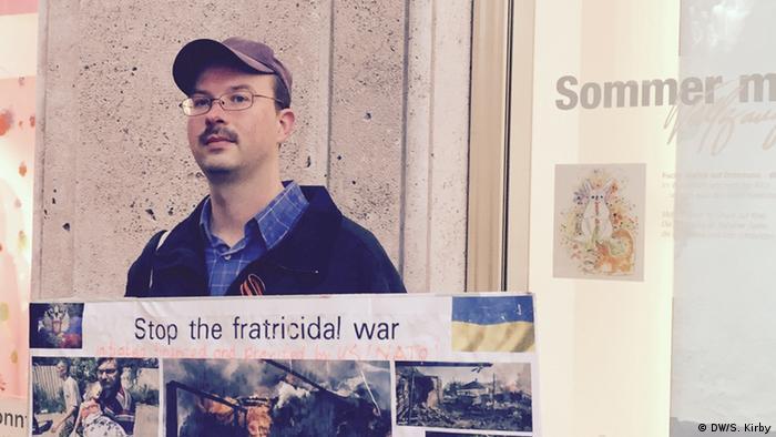 Life Links Krieg vox pop