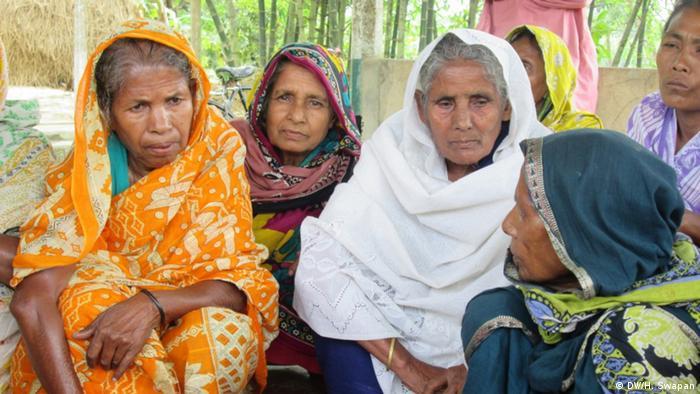 Bangladesch Witwen