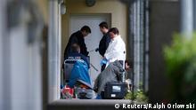 Polizei vereitelt islamistischen Anschlag in Hessen Oberursel