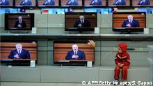 Weißrussland Lukaschenko Rede an die Nation