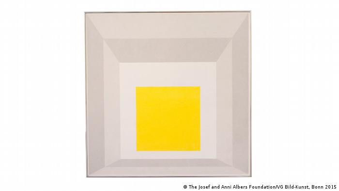 Josef Albers, Homage to the Square (The Josef and Anni Albers Foundation/VG Bild-Kunst, Bonn 2015)