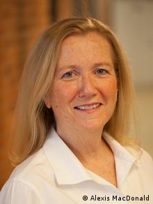 Paula Donovan, AIDS-Free World Co-Director (Photograph: Alexis MacDonald)