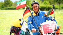 Bildergalerie Farhoud Goudarzi Iranischer Radfahrer