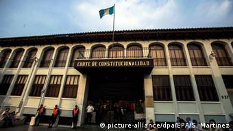 Verfassungsgericht Guatemala