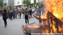 Türkei Proteste zum 1. Mai in Istanbul