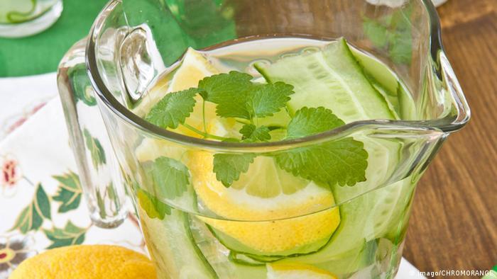Лимонный крюшон
