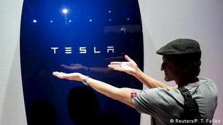 Tesla Energy Powerwall (Reuters/P. T. Fallon)