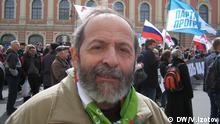 Руководитель фракции Яблоко в законодательном собрании Санкт-Петербурга Борис Вишневский (фото из архива)