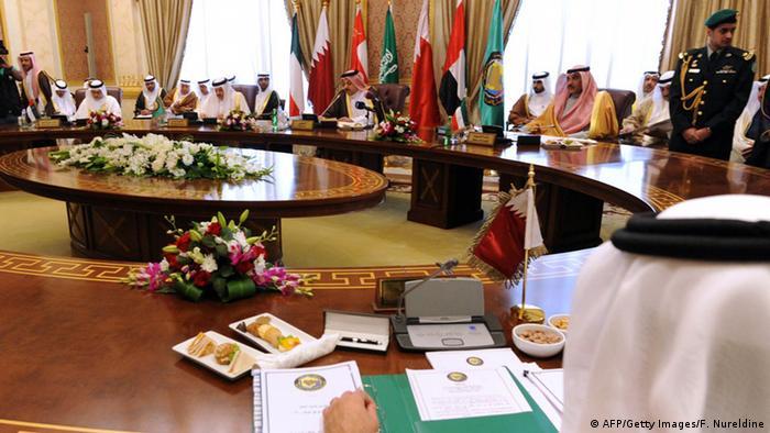 Saudi-Arabien Treffen Kooperationsrat der Arabischen Staaten des Golfes in Riad (AFP/Getty Images/F. Nureldine)