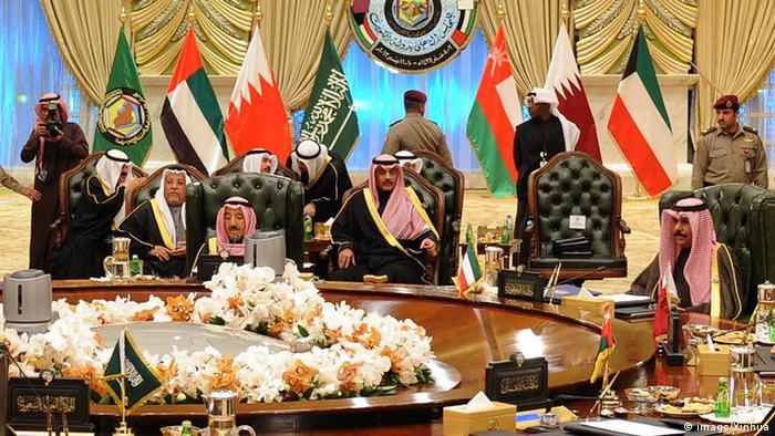 Kuwait Treffen Kooperationsrat der Arabischen Staaten des Golfes in Kuwait-Stadt