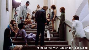 Deutschland Ausstellung Fassbinder – JETZT (Foto: © Rainer Werner Fassbinder Foundation)