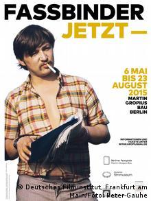 Deutschland Ausstellung Fassbinder – JETZT (Foto: © Deutsches Filminstitut, Frankfurt am Main Foto: Peter Gauhe)
