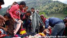 Nepal Erdbeben Kleiderspende Hilfe