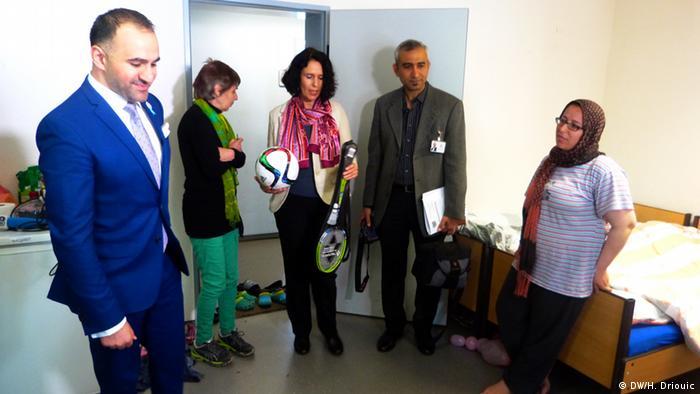 Flüchtlingsunterkunft Siegburg