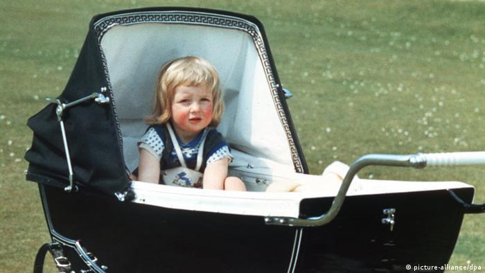 Bildergalerie Royale Babies Großbritannien Prinzessin Diana