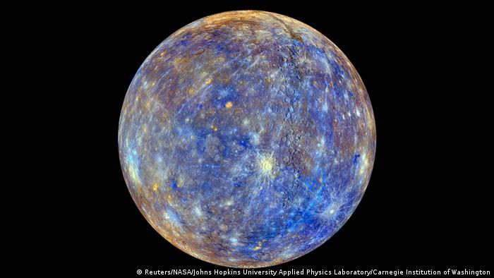 Messenger am Merkur