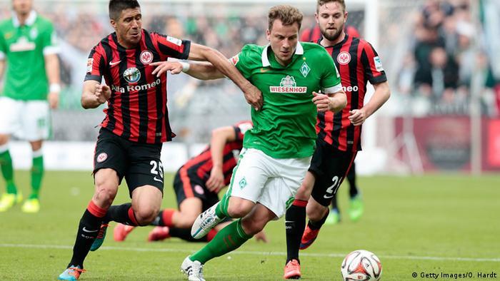 Fußball 1. Bundesliga, Werder Bremen - Eintracht Frankfurt (Getty Images/O. Hardt)