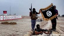 Symbolbild Islamischer Staat Propaganda Video Still