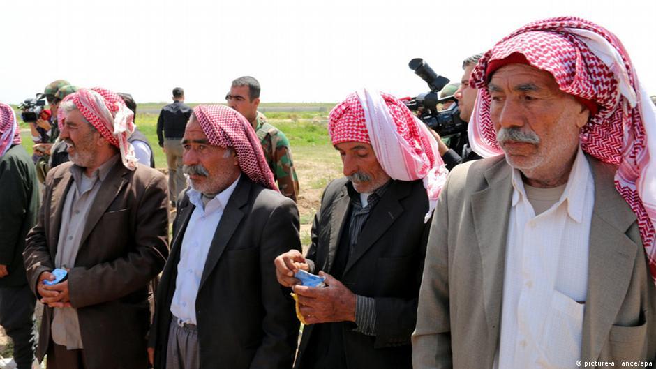 Hat der IS 300 Jesiden umgebracht?   DW   02.05.2015