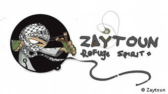 Logo Zaytoun / The Bobs - Best of Online Activism