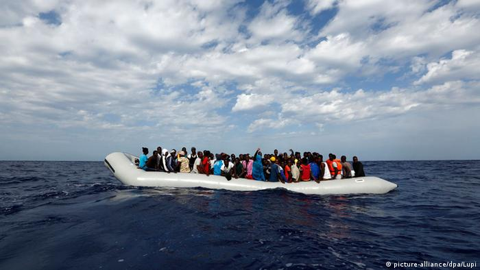 Migration Europa Flüchtlinge Mittelmeer