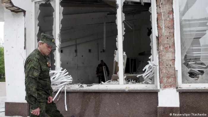 Zerstörung Ukraine
