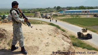 Afghanistan Kunduz Armee vs Taliban Gefechte