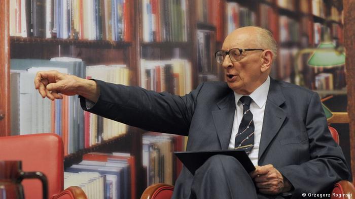 Prof.Władyslaw Bartoszewski