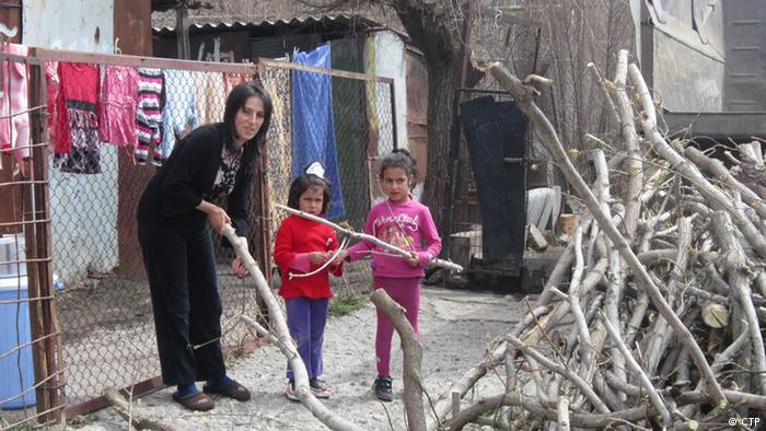 Photo: Gyumri Azatan coppicing Project (Source: CTP)
