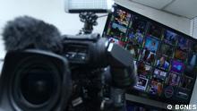 Thema Digitalisierung des bulgarischen Fernsehens