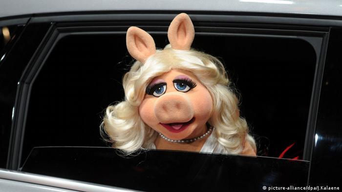 Muppet-Show Miss Piggy