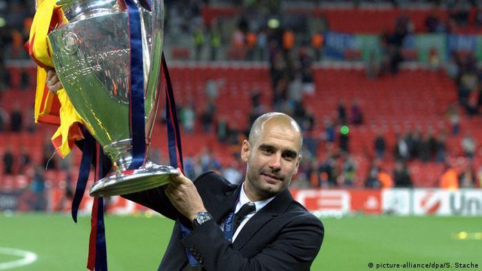 En el Bayern esperan que antes de irse de alemania Pep Guardiola vuelva a ganar la Champions League.