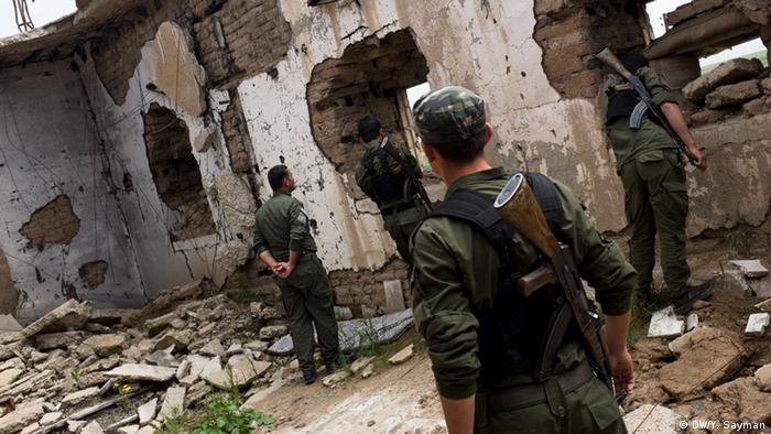 Bildergalerie Der Kampf in Tel Tamer gegen IS SMC