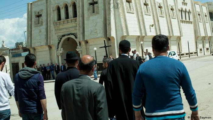 Bildergalerie Der Kampf in Tel Tamer gegen IS Derek