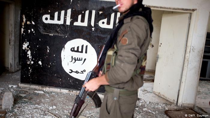 Bildergalerie Der Kampf in Tel Tamer gegen IS