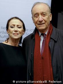 Майя Плисецкая и Родион Щедрин, Мюнхен, 2009 год