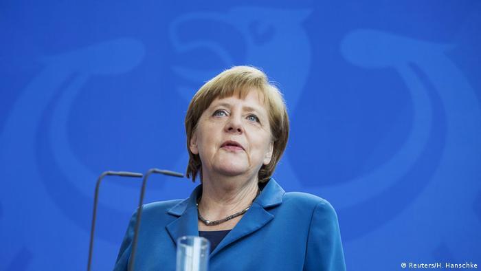 Angela Merkel (Photo: REUTERS/Hannibal Hanschke)