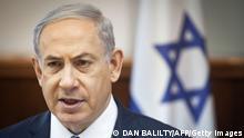 Symbolbild - Isreal Premierminister Benjamin Netanjahu