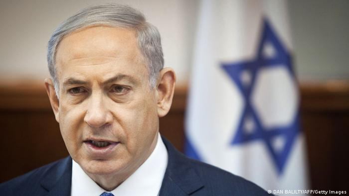 Symbolbild - Isreal Premierminister Benjamin Netanjahu (DAN BALILTY/AFP/Getty Images)