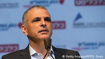 Israel Mosche Kahlon Minister Likud Partei