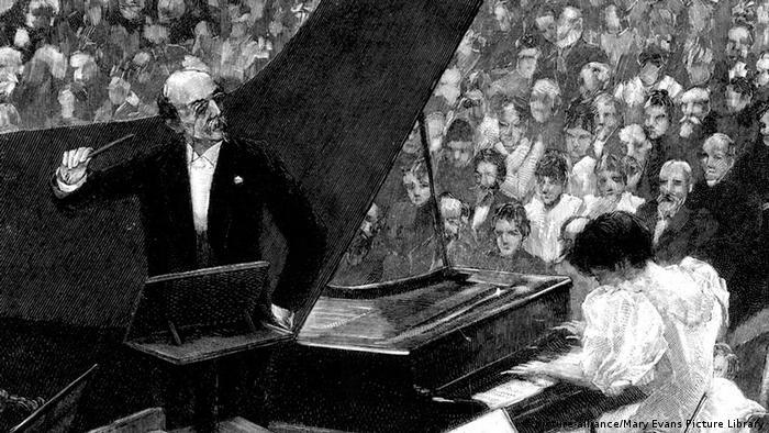 Hans von Bülow Dirigent 1892