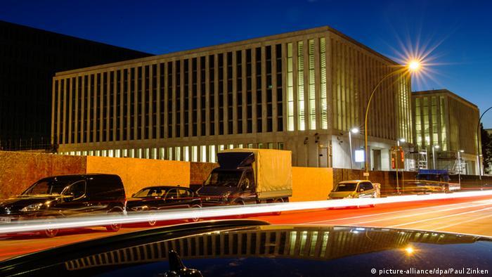 Sediul BND Berlin