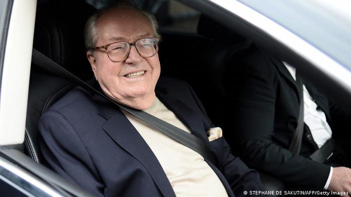 Paris - Jean-Marie Le Pen