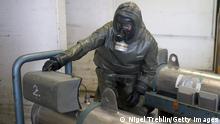 Munster - Vernichtung von chemischen Waffen GEKA