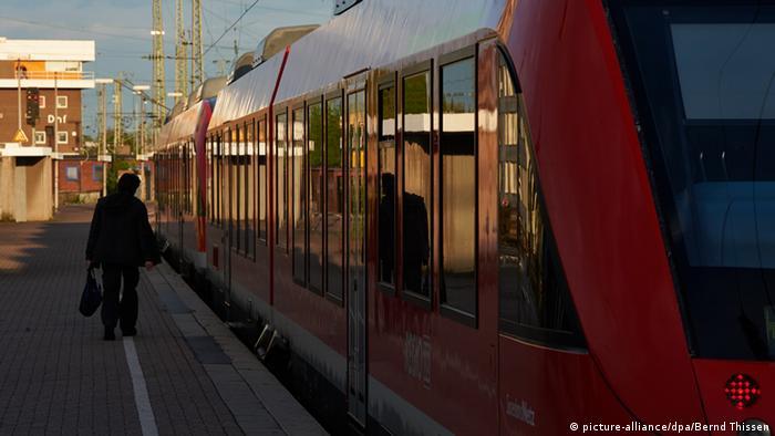 GDL, Deutsche Bahn, німецька залізниця, страйк машиністів, Німеччина, профспілка, Анґела Меркель, потяг, пасажирські перевезення
