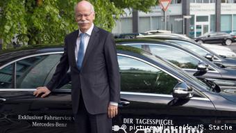 Deutschland Elektromobilitäts-Gipfel Dieter Zetsche