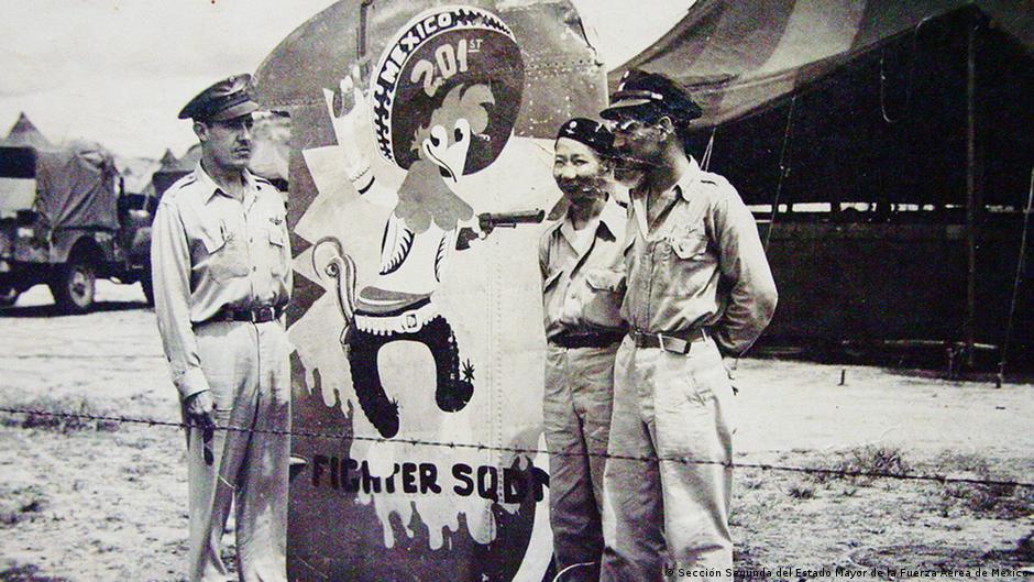 Escuadrón 201: México en la II Guerra Mundial | Historia | DW | 07.05.2015
