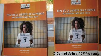 Study on Press Freedom in Burkina presented on May 3rd in Ougadougou